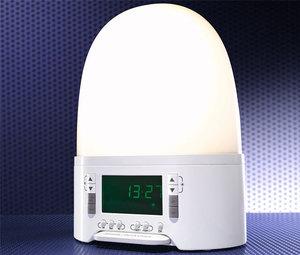 Tchibo Radio Lichtwecker Test