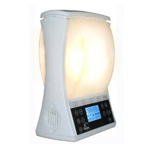 Hydas Lichtwecker WE 677 / Hydas Wake Up Light